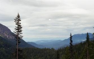 Im Osten Mt. Baker #35mm